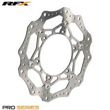 RFX Pro Floating Front Disc (Black) Yamaha YZF250/450 16-17